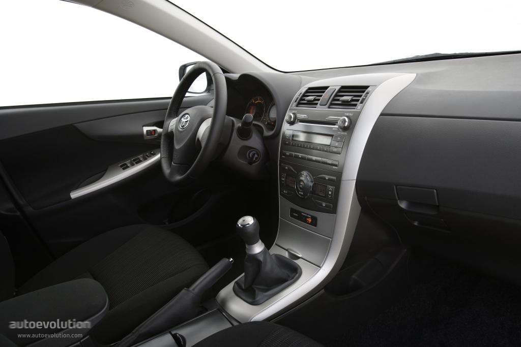 Toyota Corolla 2007 2008 2009 Autoevolution