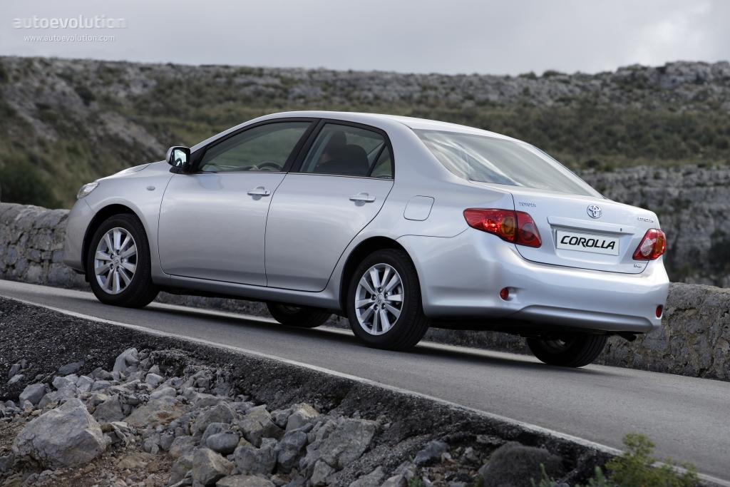 Toyota Corolla Specs Amp Photos 2007 2008 2009