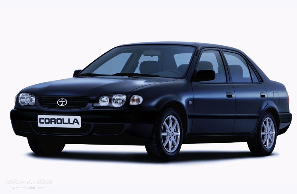 toyota corolla sedan specs photos 2000 2001 2002 autoevolution toyota corolla sedan specs photos