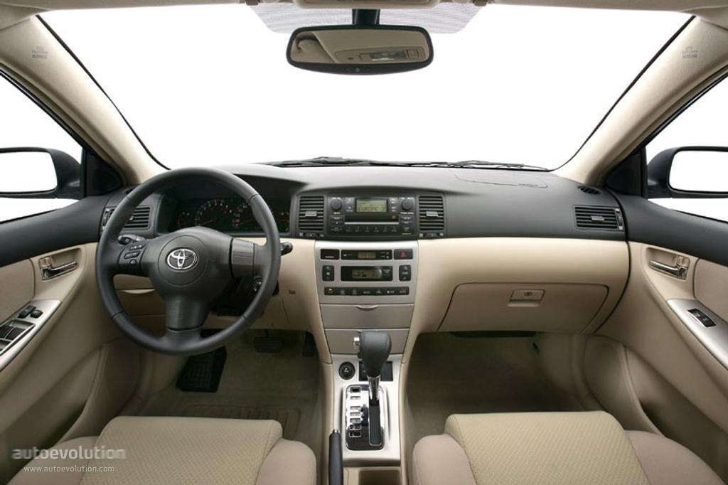 2003 Toyota Corolla Horsepower >> TOYOTA Corolla Sedan specs - 2004, 2005, 2006, 2007 - autoevolution