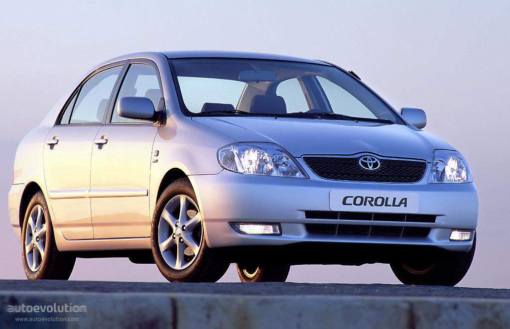 toyota corolla sedan specs photos 2002 2003 2004 autoevolution toyota corolla sedan specs photos