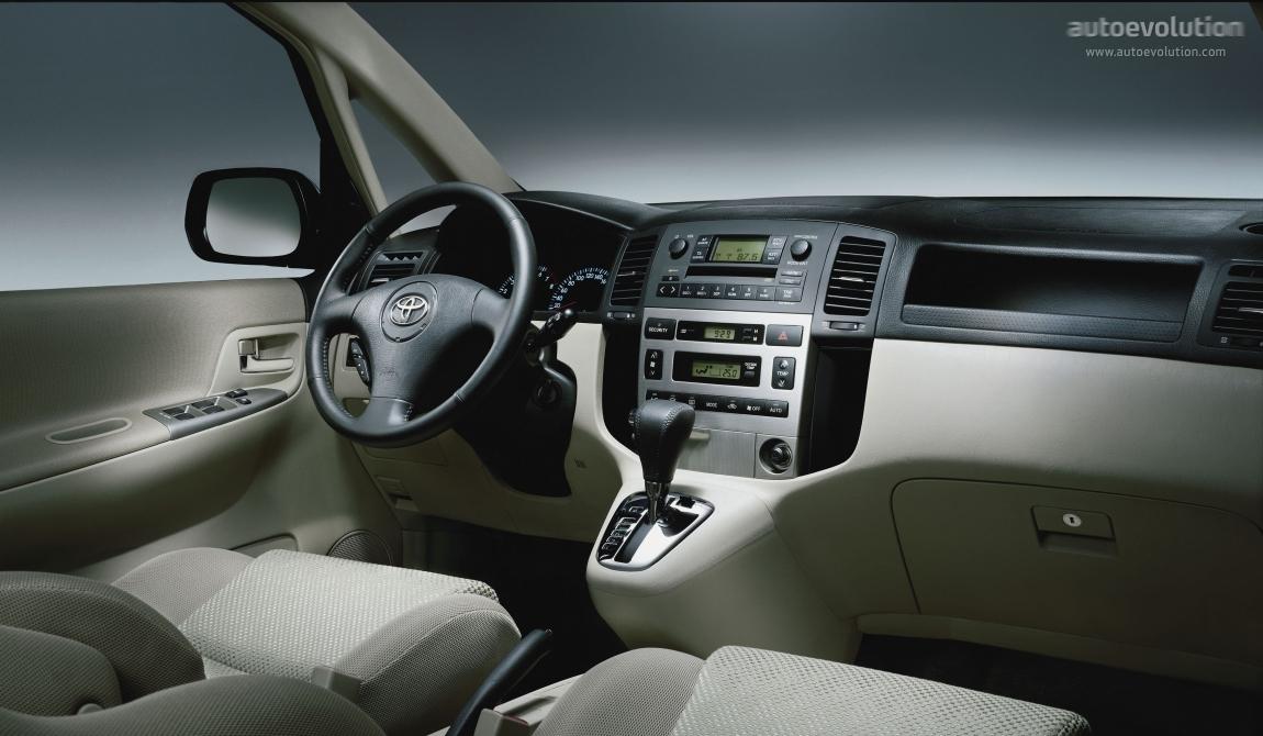 Toyota Corolla Verso Specs 2002 2003 2004 Autoevolution