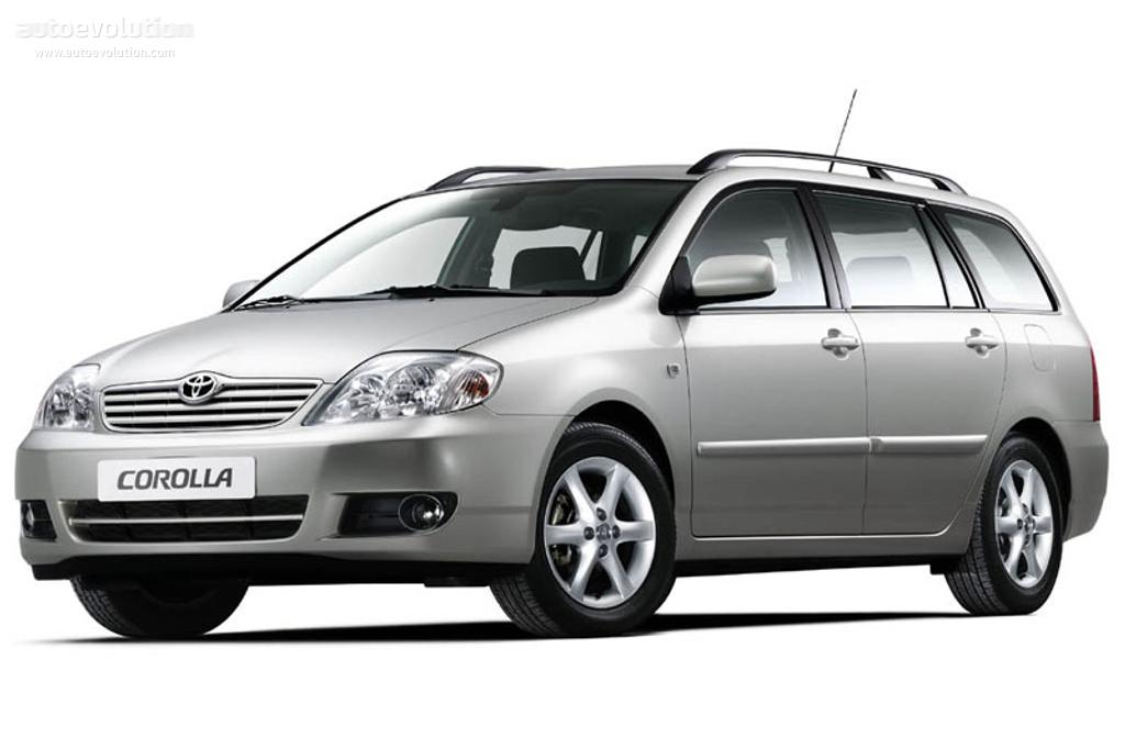 toyota corolla wagon 2004 2005 2006 2007 autoevolution. Black Bedroom Furniture Sets. Home Design Ideas