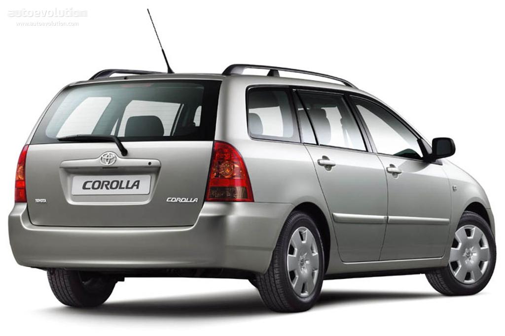 toyota corolla wagon specs 2004 2005 2006 2007 autoevolution. Black Bedroom Furniture Sets. Home Design Ideas