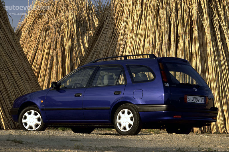 TOYOTA Corolla Wagon specs & photos - 1997, 1998, 1999 ...