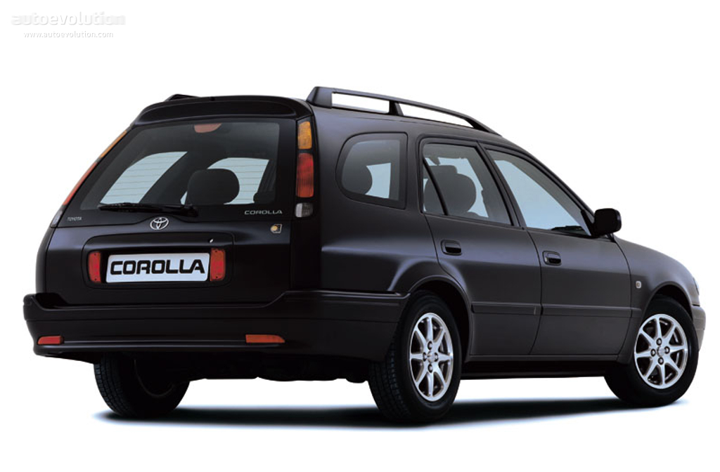toyota corolla wagon specs 2000 2001 2002 autoevolution. Black Bedroom Furniture Sets. Home Design Ideas