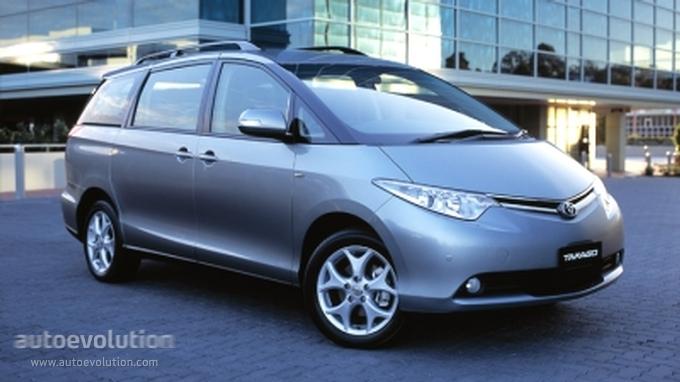 Toyota Estima Previa Specs 2007 2008 2009 2010