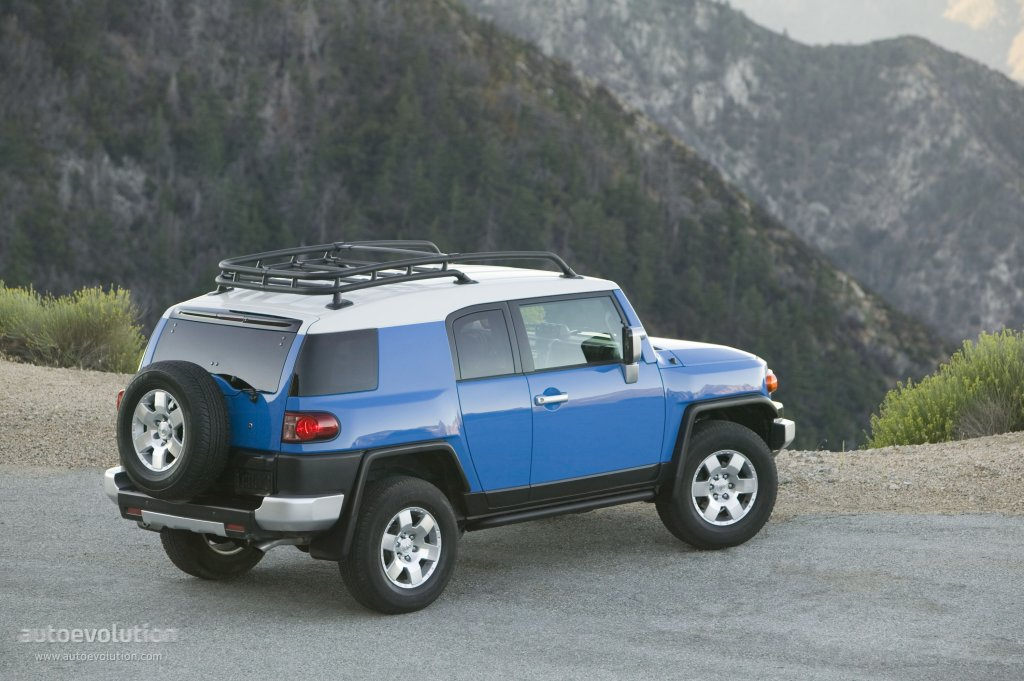 toyota fj cruiser specs 2006 2007 2008 2009 2010. Black Bedroom Furniture Sets. Home Design Ideas