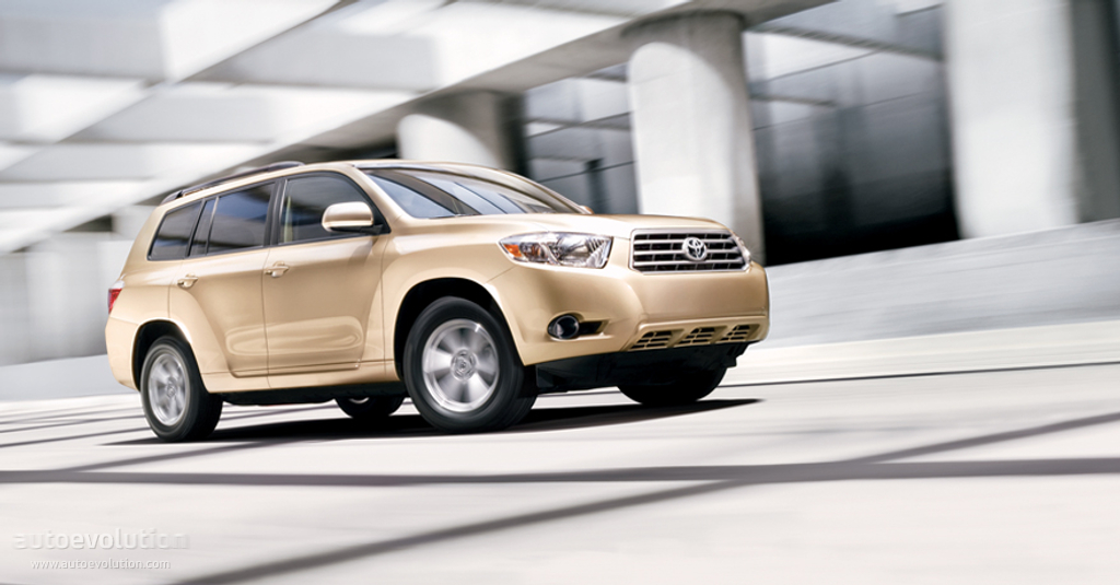2010 Toyota Highlander Dimensions >> Toyota Highlander Specs Photos 2008 2009 2010 2011 2012