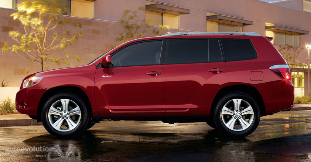 Great ... TOYOTA Highlander (2008   2013) ...