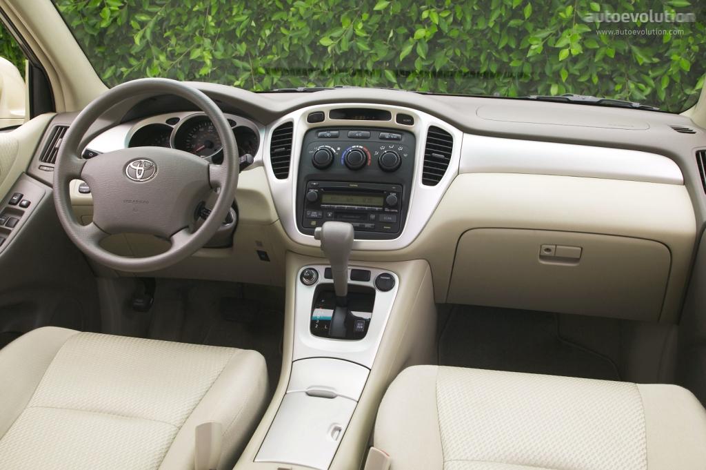 Toyota Highlander 2001 2002 2003 2004 2005 2006
