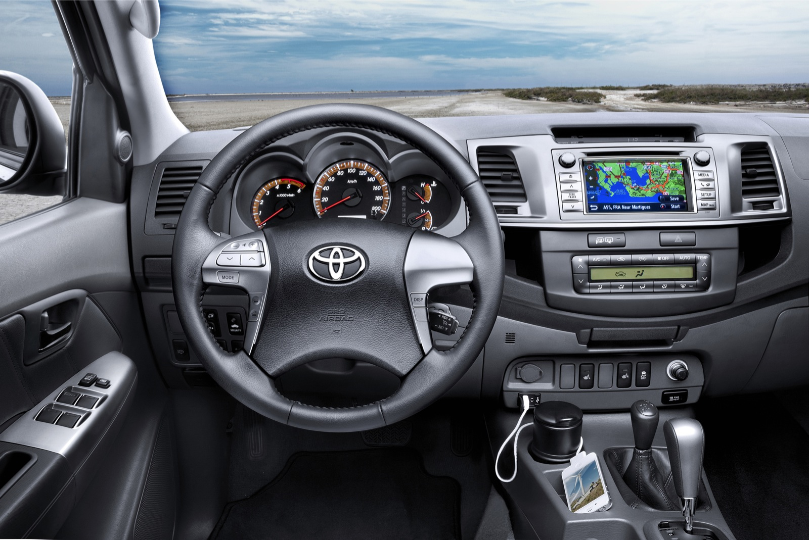 Toyota Hilux Extra Cab 2017