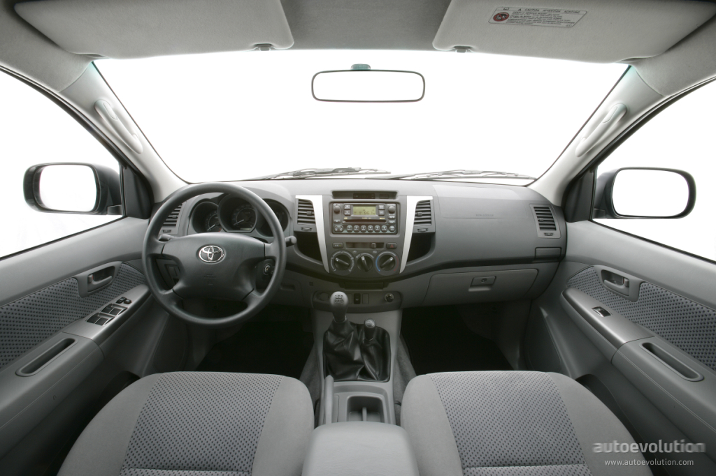 Toyota Hilux Extra Cab Specs 2005 2006 2007 2008