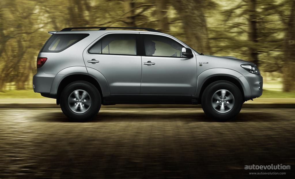 Toyota Hilux Sw4 Specs 2006 2007 2008 2009 2010