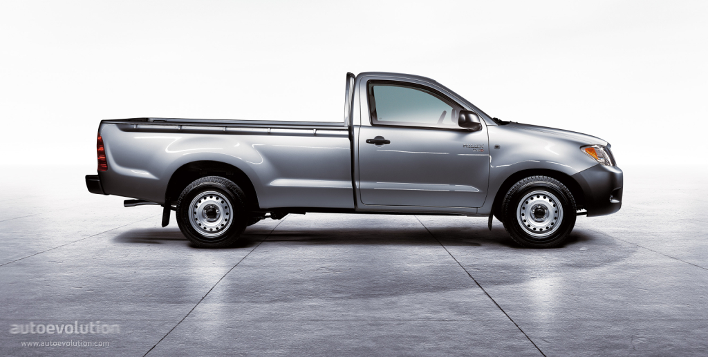 Toyota Hilux Single Cab 2014