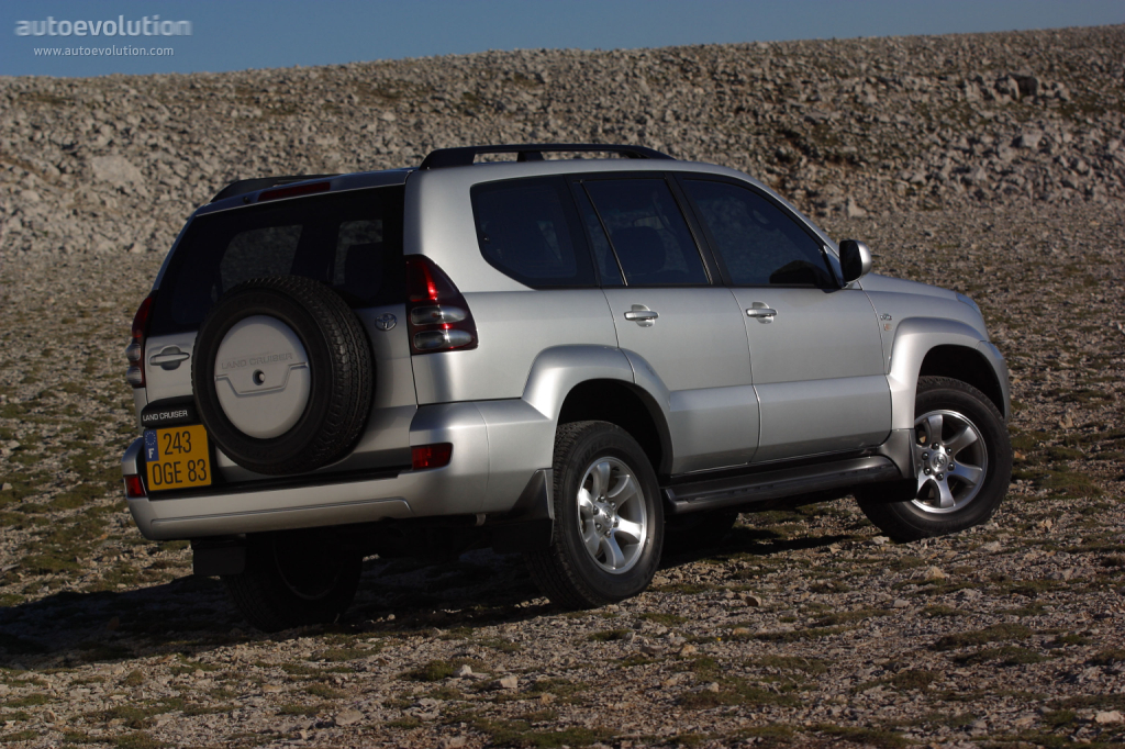 New Toyota Supra Price >> TOYOTA Land Cruiser 120 5 Doors specs & photos - 2003 ...