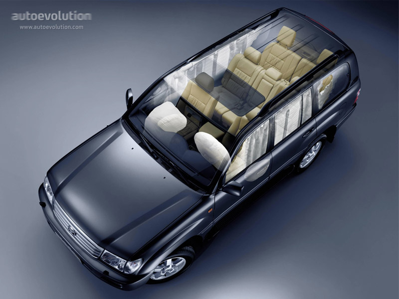 Toyota land cruiser 100 2002 2003 2004 2005 2006 2007 autoevolution