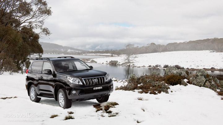 Toyota Supra Release >> TOYOTA Land Cruiser 150 3 Doors specs & photos - 2009, 2010, 2011, 2012, 2013 - autoevolution