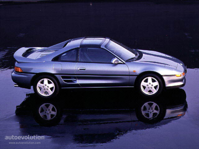 TOYOTA MR2 specs & photos - 1990, 1991, 1992, 1993, 1994 ...