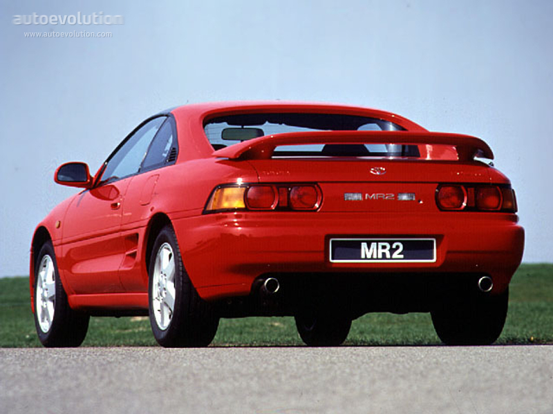 Toyota Mr2 Specs 1990 1991 1992 1993 1994 1995