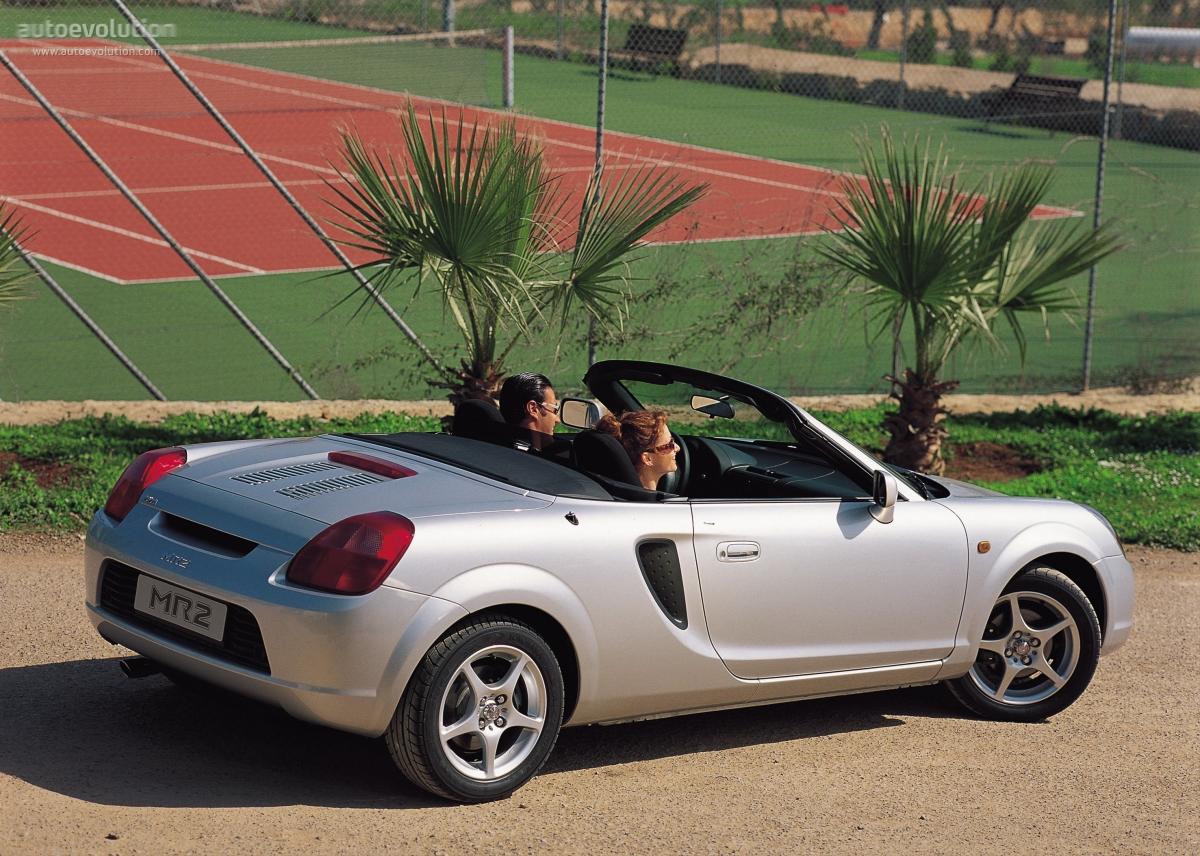 Toyota Mr2 Specs 2000 2001 2002 Autoevolution