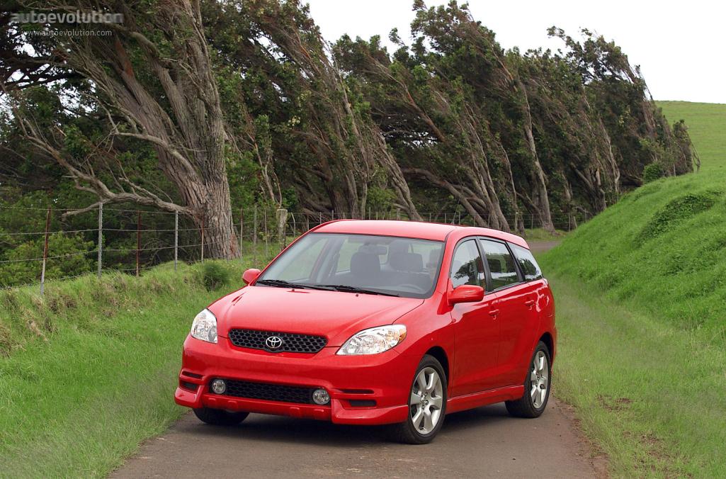 2003 2004 Toyota Matrix