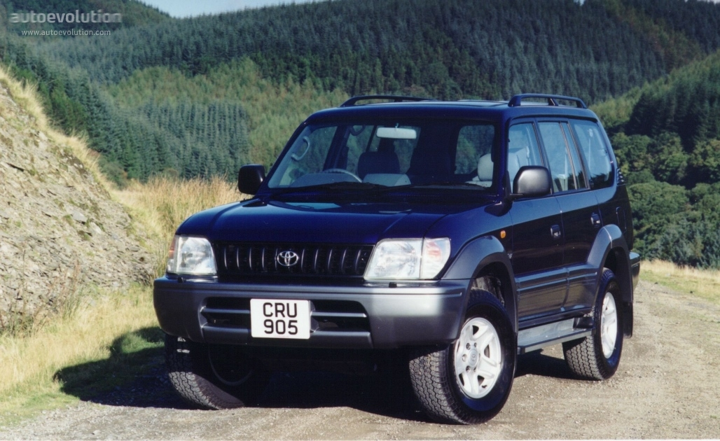 Toyotameru Prado on 1998 Toyota 4runner Engine And Transmission