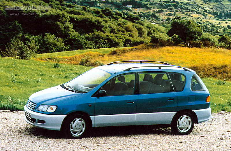 Toyota Picnic 1996 1997 1998 1999 2000 2001