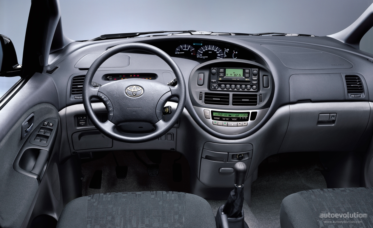 Toyota Previa Specs 2003 2004 2005 Autoevolution