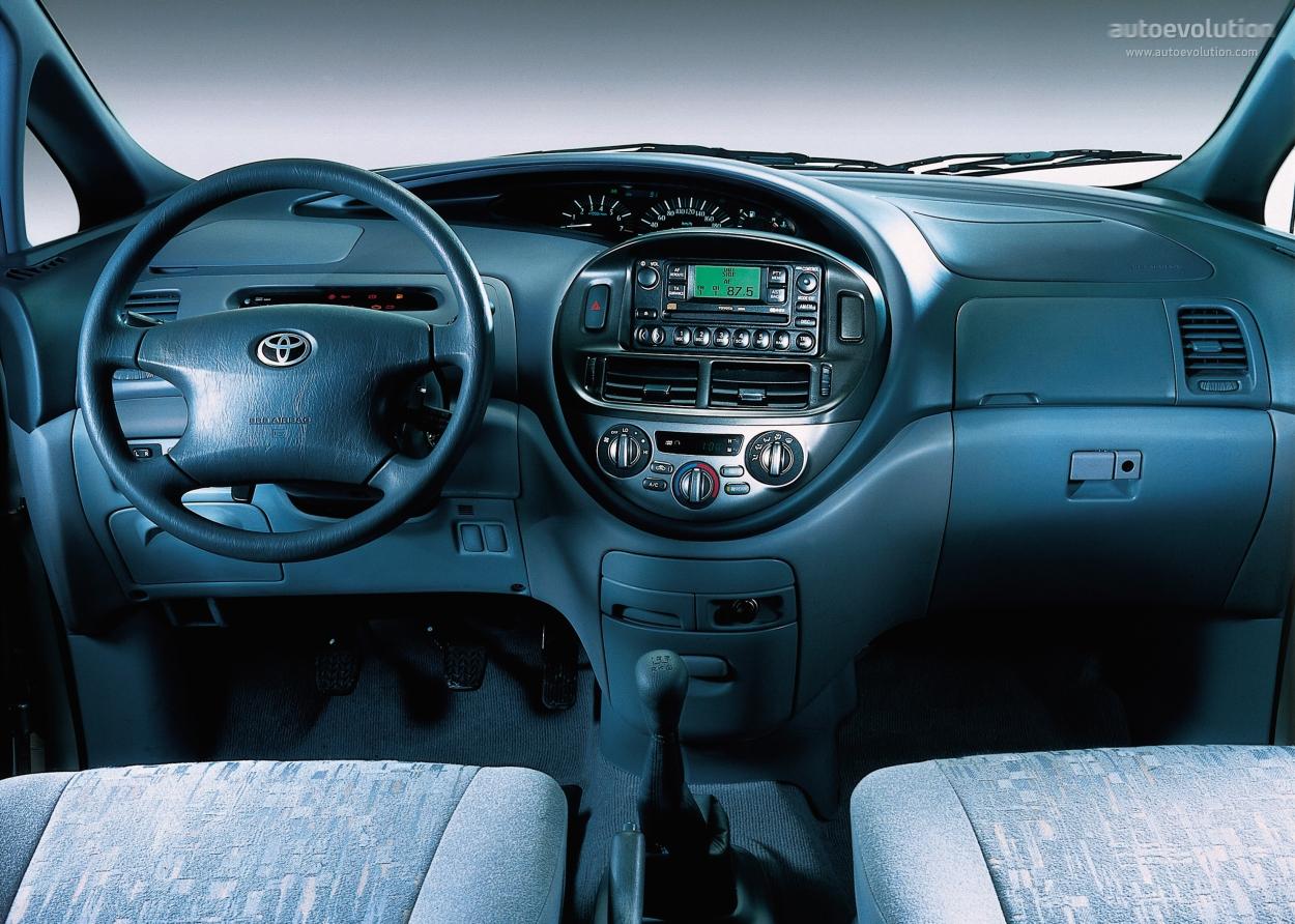 Toyota Previa Specs 2000 2001 2002 2003 Autoevolution