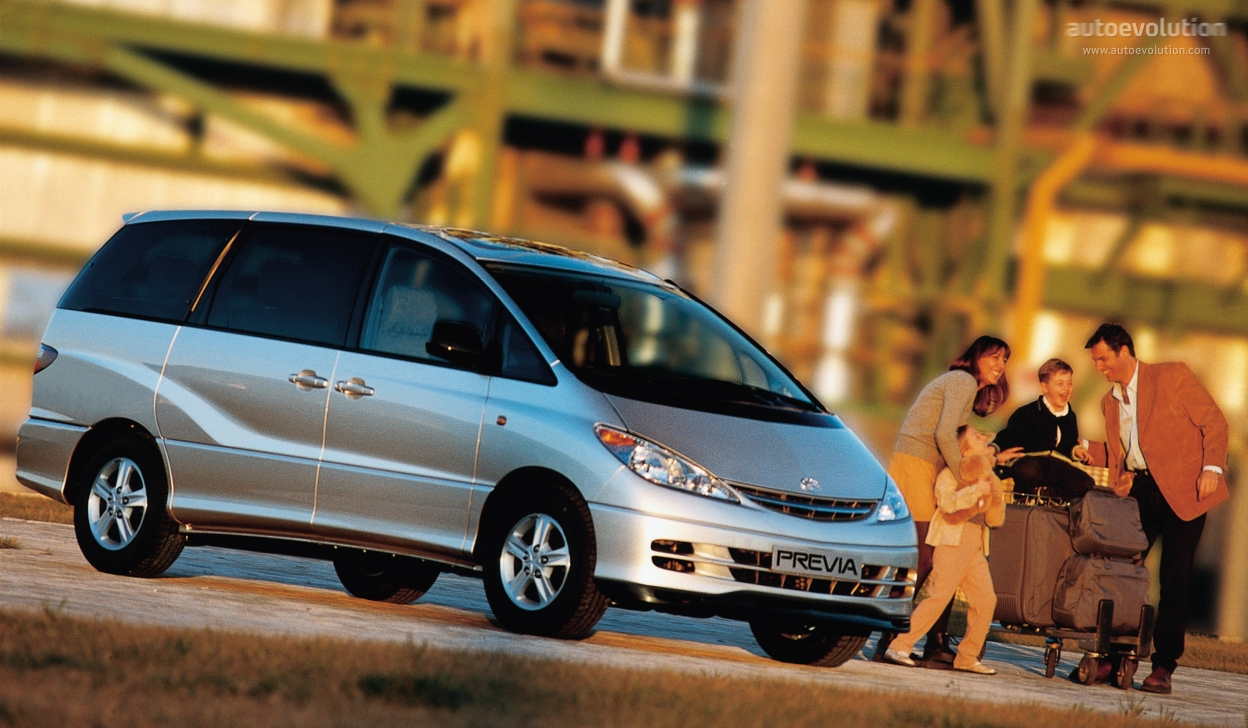 Pre Owned Audi >> TOYOTA Previa - 2000, 2001, 2002, 2003 - autoevolution