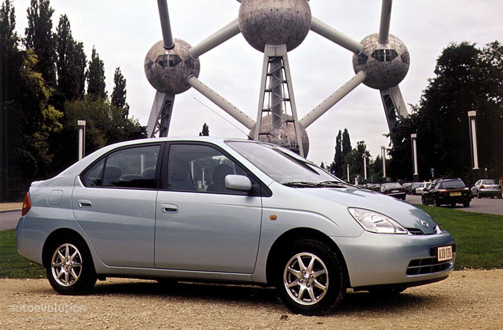 Toyota Prius 1997 2004