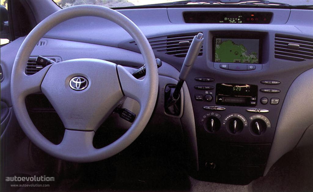 Toyota Prius Specs 1997 1998 1999 2000 2001 2002