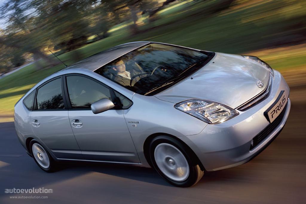 TOYOTA Prius specs & photos - 2006, 2007, 2008 - autoevolution