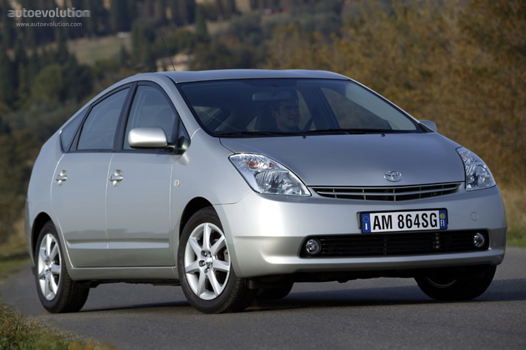 TOYOTA Prius specs - 2004, 2005, 2006 - autoevolution
