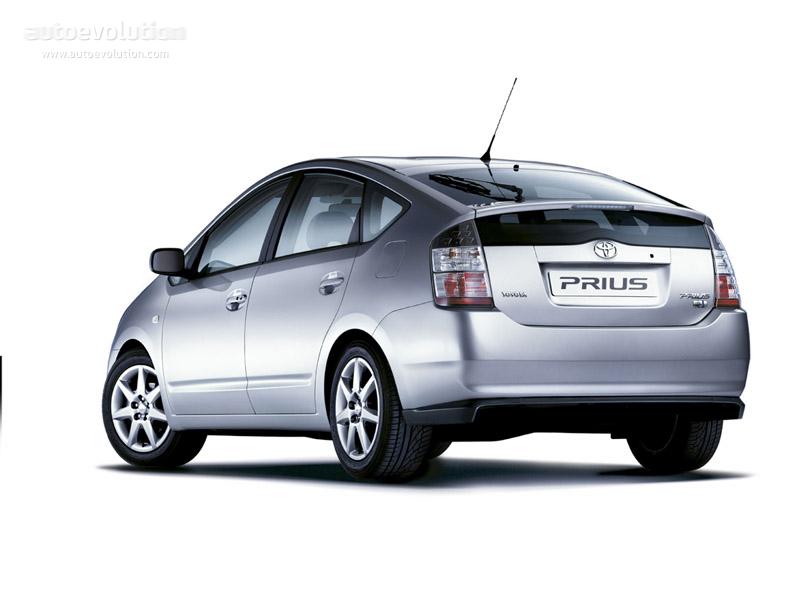 Toyota Prius 2004 2005 2006 Autoevolution