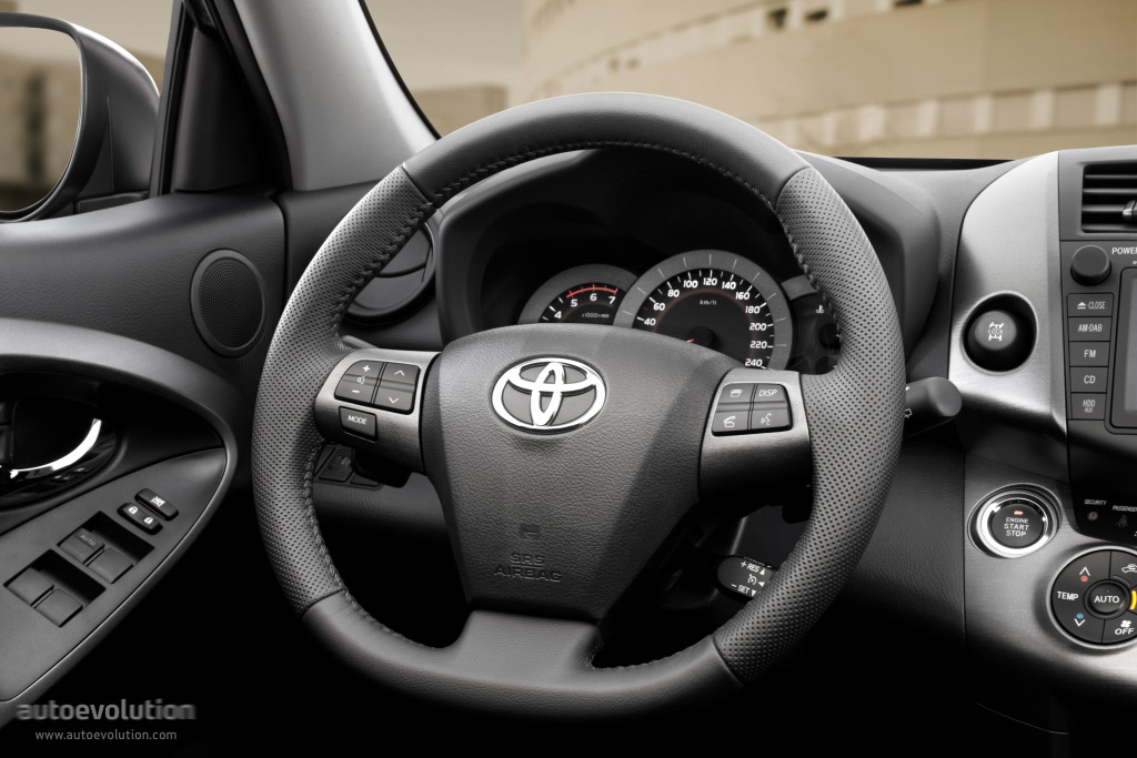Toyota Rav4 5 Doors Specs Amp Photos 2010 2011 2012