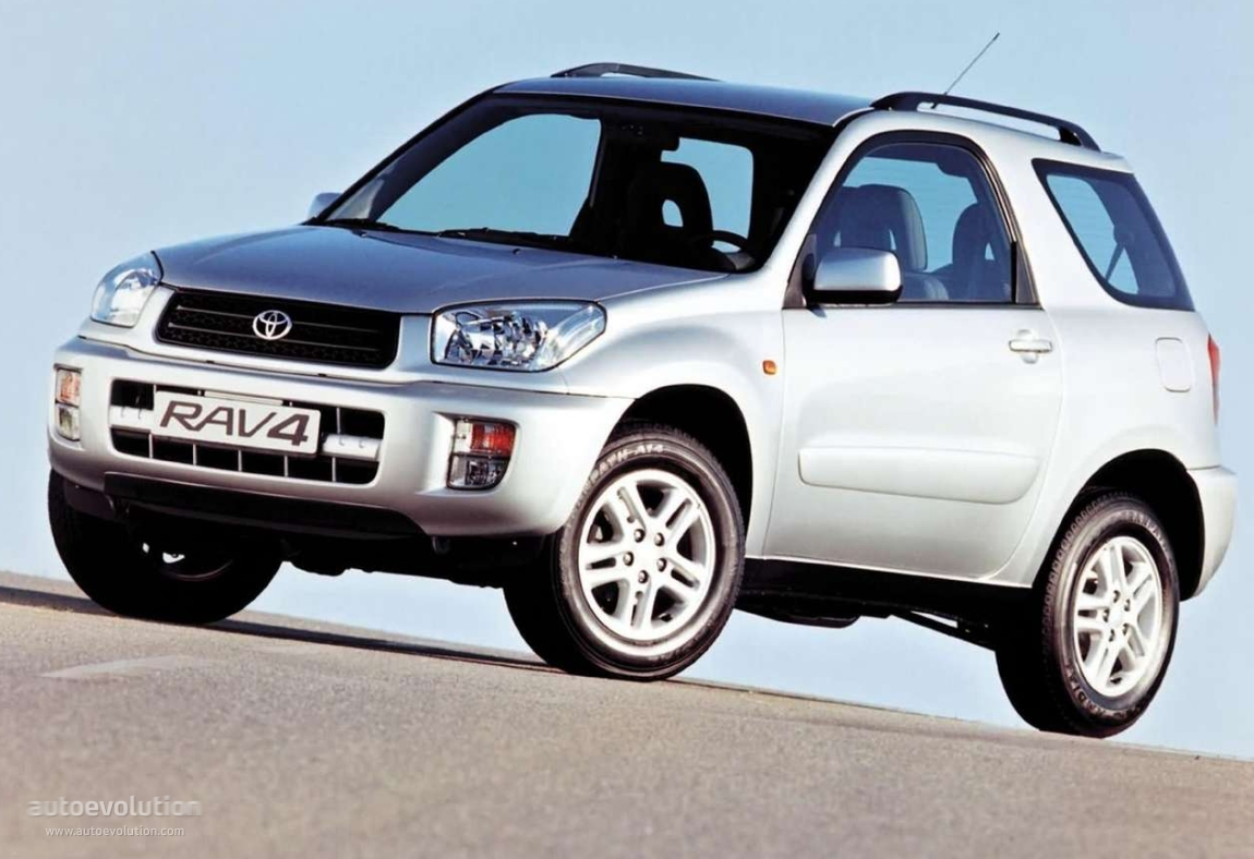 toyota rav4 3 doors specs 2000 2001 2002 2003 autoevolution. Black Bedroom Furniture Sets. Home Design Ideas
