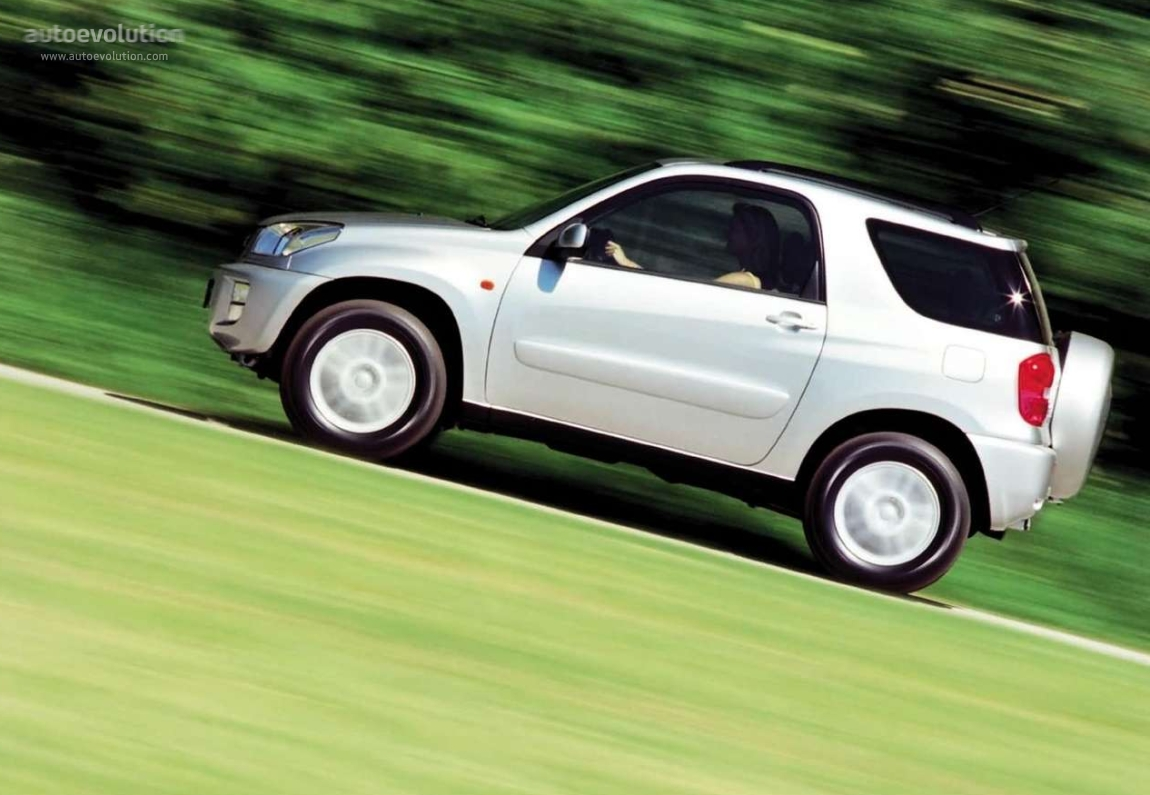 TOYOTA RAV4 3 Doors specs & photos - 2000, 2001, 2002, 2003 - autoevolution