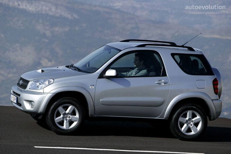 toyota rav4 3 doors specs  u0026 photos