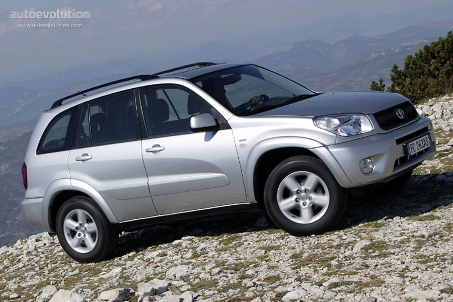 Toyota Rav4 5 Doors 2003 2004 2005 2006 Autoevolution