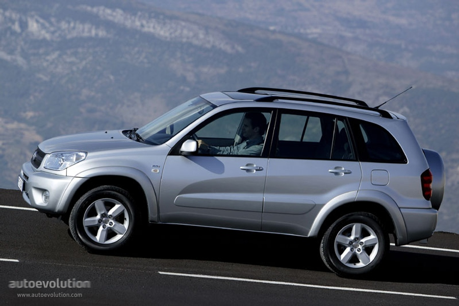TOYOTA RAV4 5 Doors specs & photos - 2003, 2004, 2005 ...