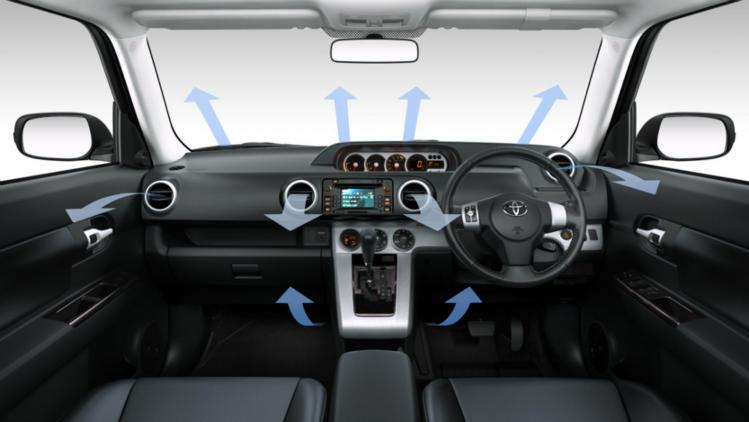 Toyota Rukus Specs 2007 2008 2009 2010 2011 2012