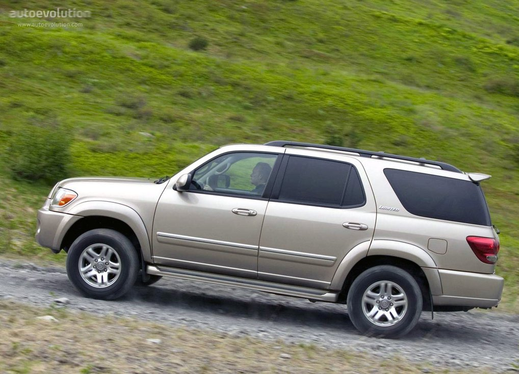 Toyota Sequoia 2000 2001 2002 2003 2004 2005 2006