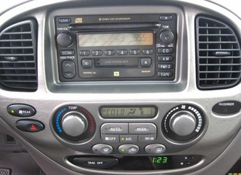 Toyota Sequoia Specs 2000 2001 2002 2003 2004 2005