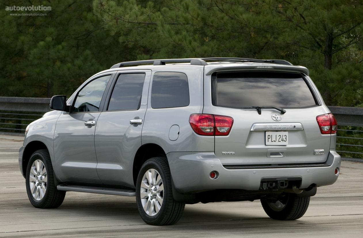 Toyota Tundra 2010 >> TOYOTA Sequoia - 2007, 2008, 2009, 2010, 2011, 2012, 2013, 2014, 2015, 2016 - autoevolution