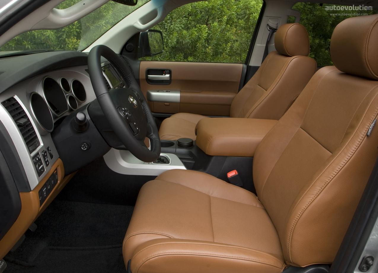 Toyota Tacoma Colors >> TOYOTA Sequoia - 2007, 2008, 2009, 2010, 2011, 2012, 2013 ...
