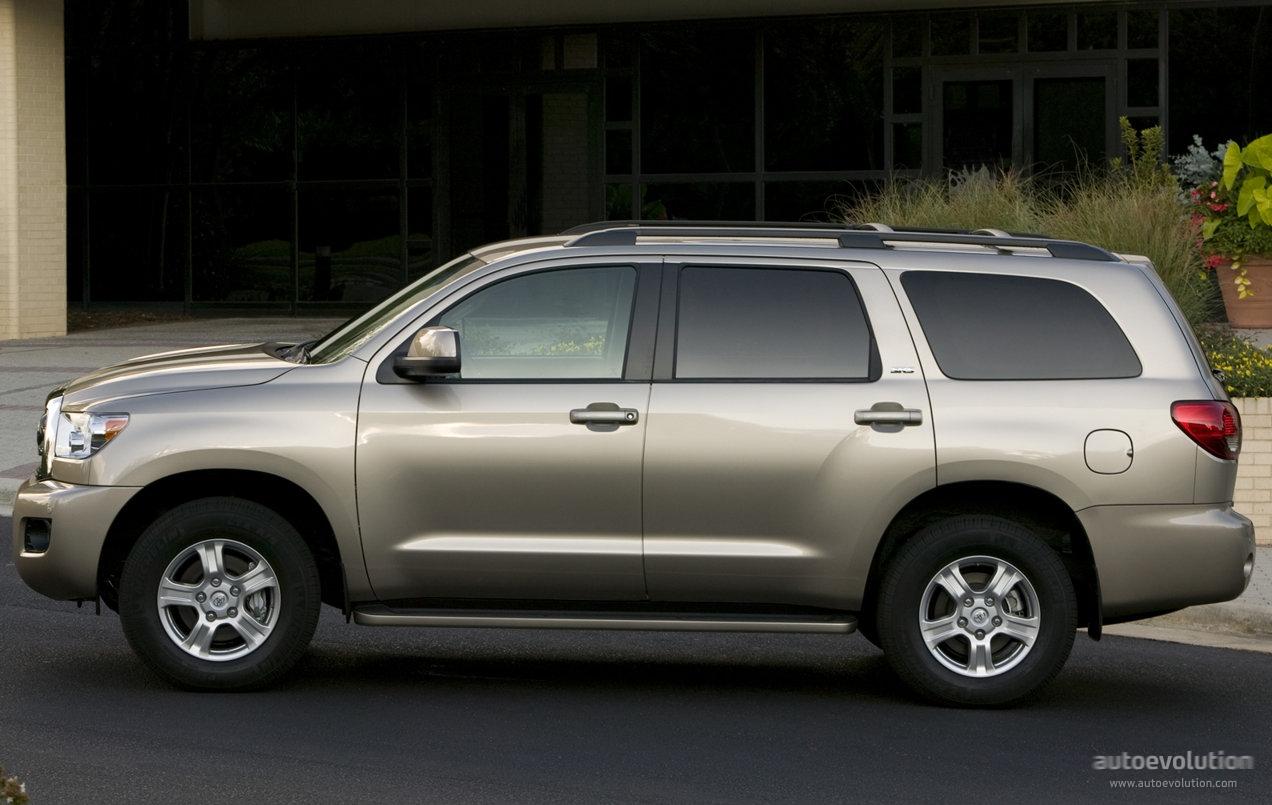 Toyota Sequoia 2007 2008 2009 2010 2011 2012 2013
