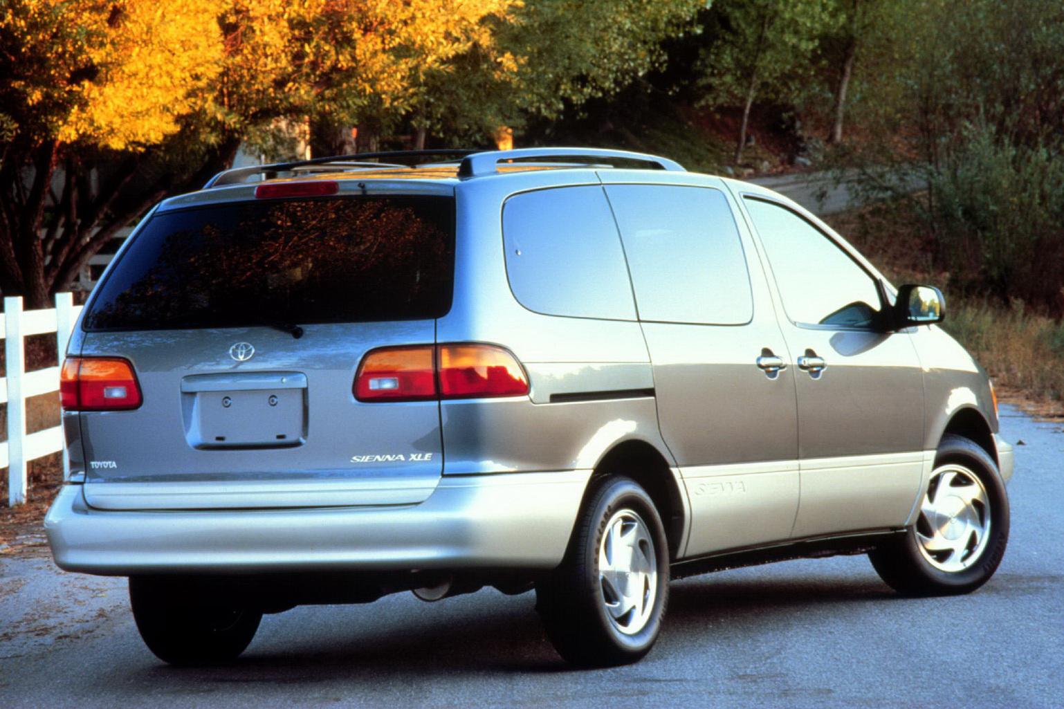 Toyota Sienna 1998 1999 2000 2001 2002 2003