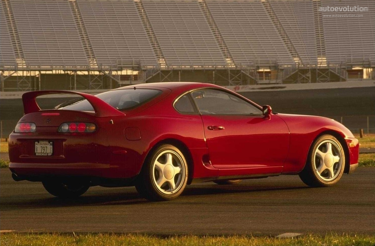 Toyota Tacoma Evolution >> TOYOTA Supra specs & photos - 1993, 1994, 1995, 1996, 1997, 1998, 1999, 2000, 2001, 2002 ...